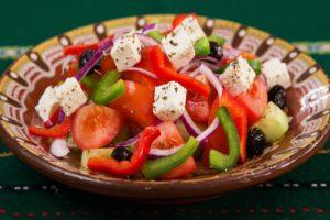 grecja jedzenie