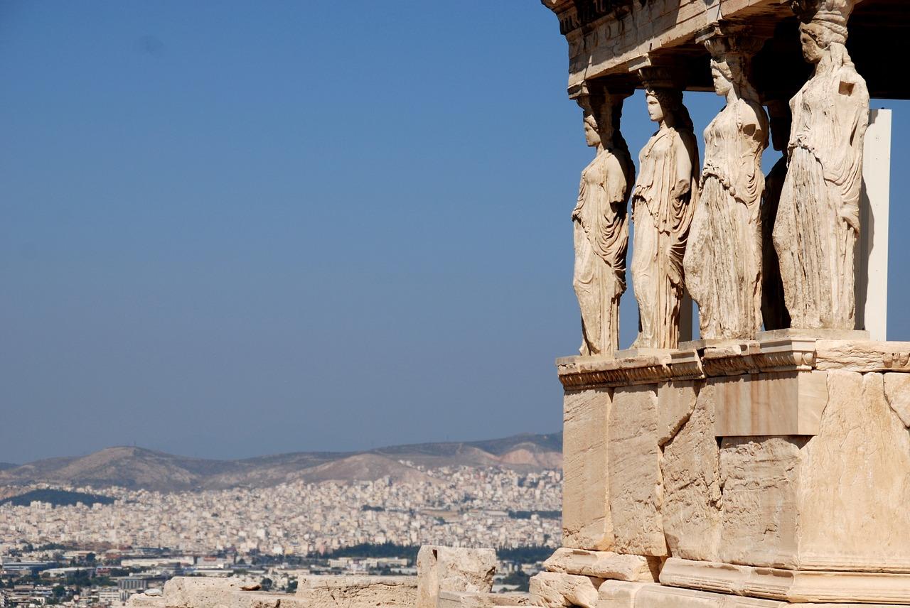 grecja zabytki